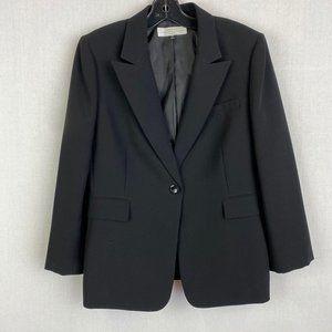 TAHARI Black Blazer